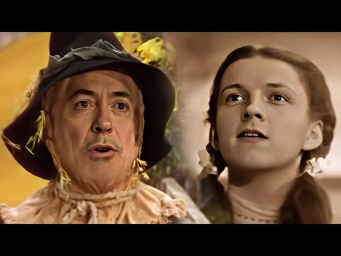 DeepFake: The Wizard Of Oz with Tom Holland, Robert Downey Jr. and Others!