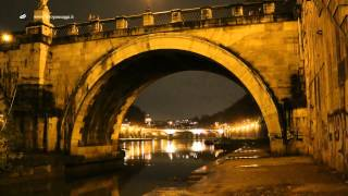 preview picture of video 'Roma di notte'