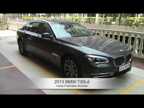 2013 BMW 730Ld in India walkaround