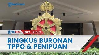 Bareskrim Ringkus 10 Buronan TPPO dan Penipuan, Satu di Antaranya Tipu 2.705 Calon Jemaah Umrah