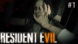 Most Realistic Horror Game Ever!   Resident Evil 7 #1