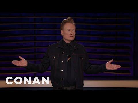 Conan On Joe Biden's New Campaign Slogan – CONAN on TBS