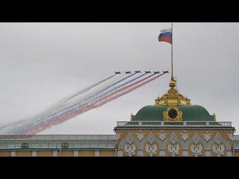Ρωσία: Λιτοί εορτασμοί για την Ημέρα της Νίκης