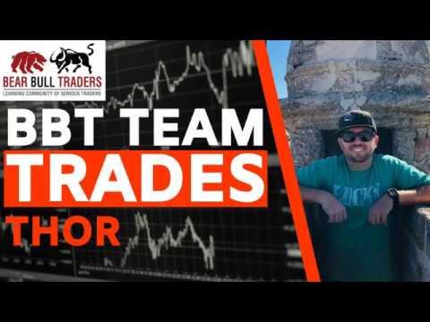 Thor Day Trading Recap - $CRC