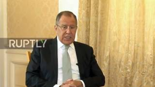 Russia: Establishment of Russia-US cybersecurity working group remains topical - Lavrov
