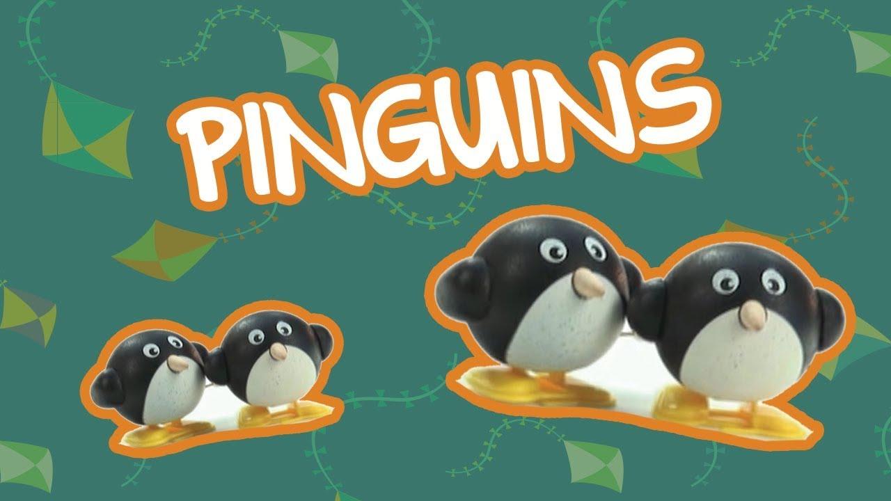 PINGUINS ???? | BEBÊ MAIS MUNDO