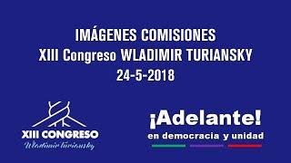 PIT-CNT XIII Congreso Wladimir  Turiansky  Imágenes de las Comisiones | Kholo.pk