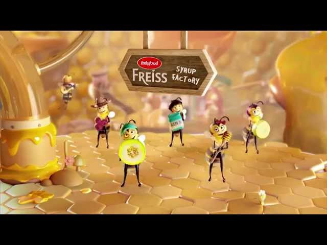 Jingle Indofood Freiss 15S