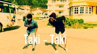 Taki Taki- Dj Snake Ft.selena Gomez,ozuna,cardi B Stallionz Choreography
