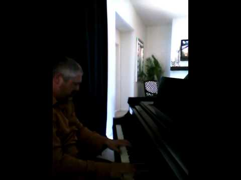 """Blues Journey"", Solo Piano"