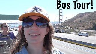 Civic Center Bus Stop, San Francisco