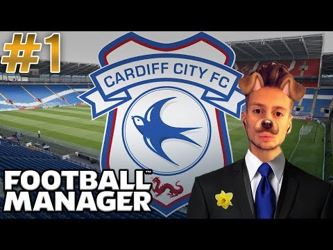 Football Manager 2019 | #1 | Cardiff City