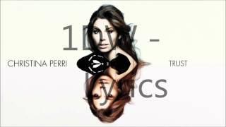 Christina Perri - Trust (AUDIO)
