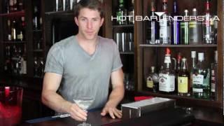 How To Make a Gibson Martini
