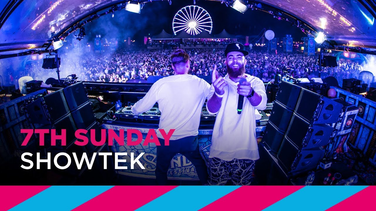 Showtek - Live @ 7th Sunday 2018
