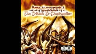 ABOMINANT-Curse the gods(DESTRUCTION cover)