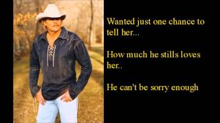 Alan Jackson - Wanted W/Lyrics