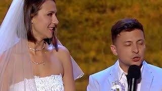Квартал 95 показал разрывную свадьбу Ляшко в роли тамады Парубий - это РЖАКА