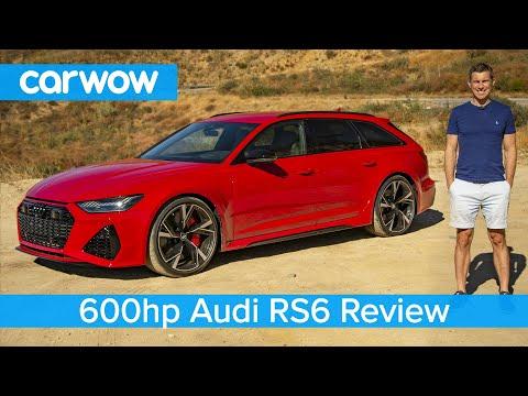External Review Video R4D2v36qKxw for Audi RS6 Avant (C8 Type 5G)