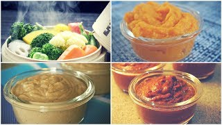 Healthy Homemade Baby Food - Get Rid Of Allergies And Eczema (Part 1)