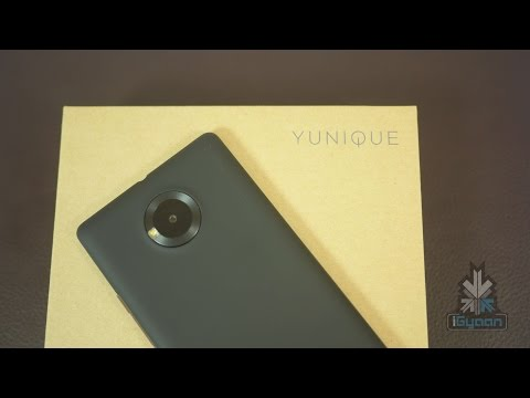 Yu Yunique Unboxing and Hands On First Look - iGyaan