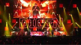 DICEN - Antonio Orozco en Vive Dial 2018 (8-9-2018)