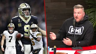 What Will Taysom Hill And Teddy Bridgewater Do With Drew Brees Returning?