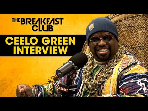CeeLo Green On The Impact Of Losing Biggie, Sticking To His Roots + The History Behind His Hits