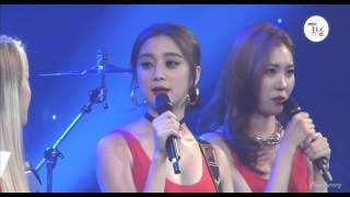 [Full] 150825 Wonder Girls 원더걸스 Live at Radio Concert (HD)