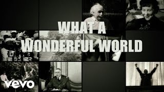 <b>Sam Cooke</b>  What A Wonderful World Official Lyric Video