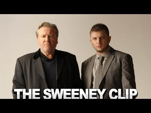The Sweeney (Restricted Clip 'You're Nicked')