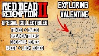 Red Dead Redemption 2: Valentine Exploration - Hidden Secrets