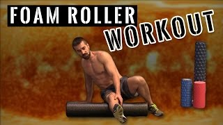10 Minute Foam Roller Workout Routine for Total Body by Criticalbench