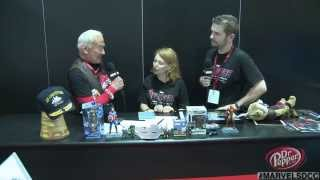 Buzz Aldrin Lands on Marvel LIVE! to Become an Honorary Guardian of the Galaxy at Comic-Con 2014