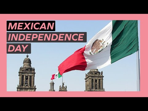 Exploring Mexico City Centro on Mexican Independence Day