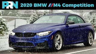 2020 BMW M4 Competition Review