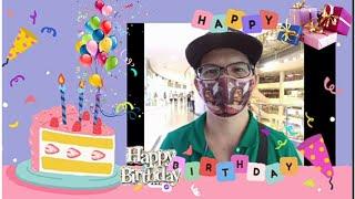 HAPPY BIRTHDAY TATAY EDDIE 🎉🥳