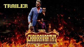Chakravarthy Hindi Dubbed Movie Trailer 2018   Darshan & Deepa Sannidhi