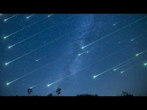 Perseid Meteor shower August 2020 : NASA