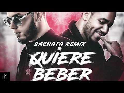 Ella Quiere Beber  -  (Bachata Remix By Dj Khalid)