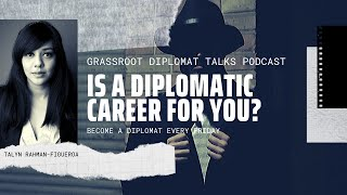 Is a diplomatic career for you? (2020) #bossdiplomat