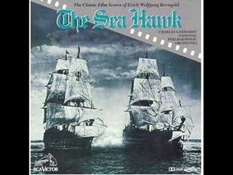 Erich Korngold - The Sea Hawk 2/2
