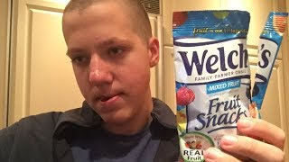 I Ate Only Fruit Snacks For 30 Days