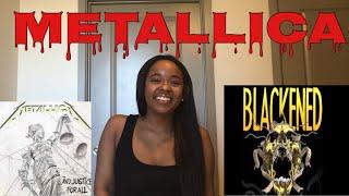 Metallica - Blackened (REACTION)