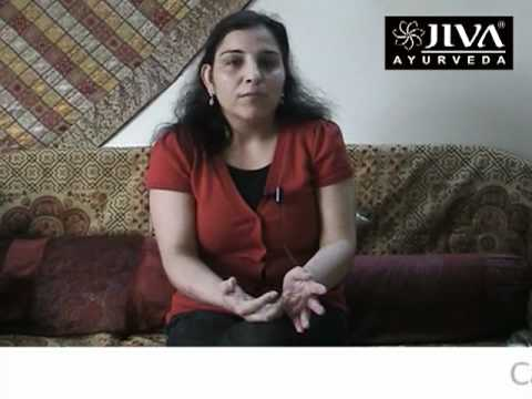 Preeti Sandal's Rejuvenation Journey-Jiva Panchakarma Therapy