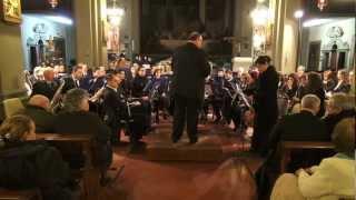 preview picture of video 'Banda Ponte Buggianese Filarmonica F. Nucci Concerto del 21 Dicembre 2012 LA VERGINE DEGLI ANGELI'