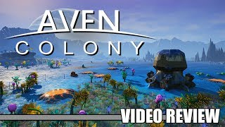 Review: Aven Colony (PlayStation 4, Xbox One & Steam) - Defunct Games