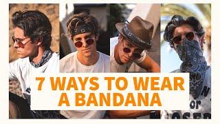 How To Wear A Bandana | 7 Ways | Parker York Smith