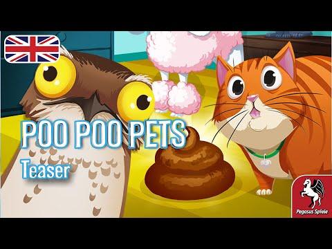 Spieletrailer Poo Poo Pets - Vorschaubild
