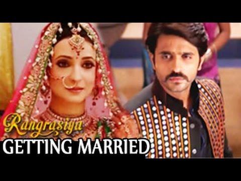 Rangrasiya 18th September 2014 FULL EPISODE | Myrah & Rudra TO GET MARRIED & Happy Ending
